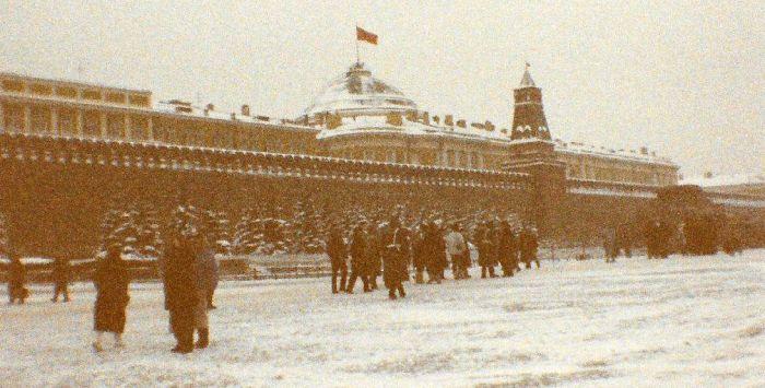 Dertig jaar geleden: tournee van Walter Lievens door deSovjetunie