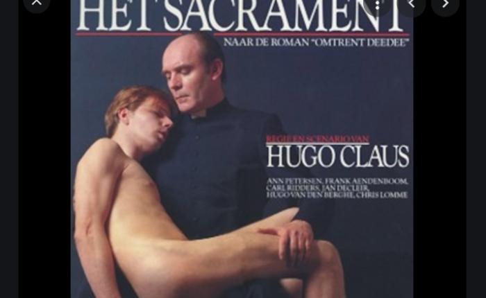 """Dertig jaar geleden: première van """"Het sacrament"""""""