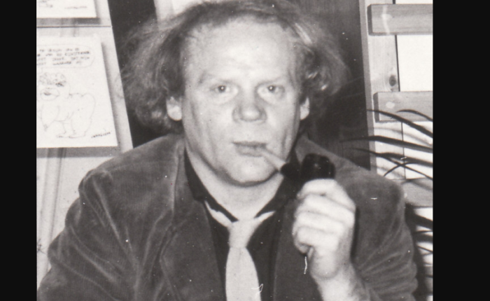 "Dertig jaar geleden: ""Avenue Claus"" van GuidoLauwaert"