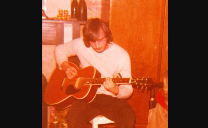 """45 jaar geleden: """"Song for Salina"""" voor RodStewart"""
