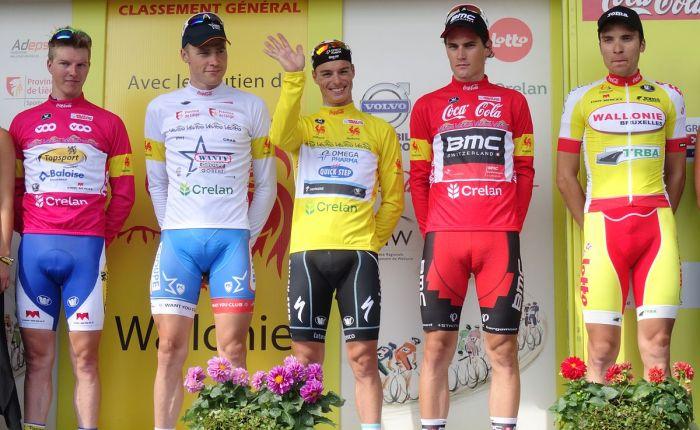 Ronde van Wallonië (voorheen: Tour des RégionsWallonnes)