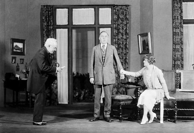 """Honderd jaar geleden: première van """"Mr.Pim Passes By""""(A.A.Milne)"""