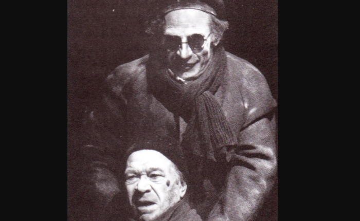 """25 jaar geleden: """"Fragment de théâtre I"""" (Samuel Beckett) inTinnenpot"""