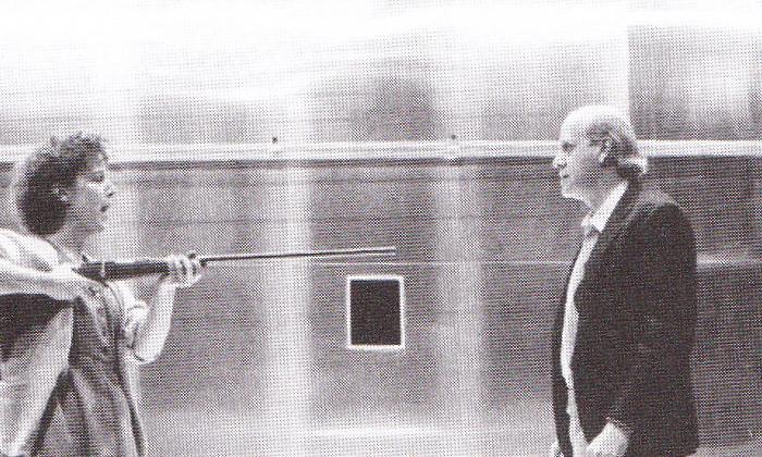 "25 jaar geleden: ""Männersache"" van Franz XaverKroetz"