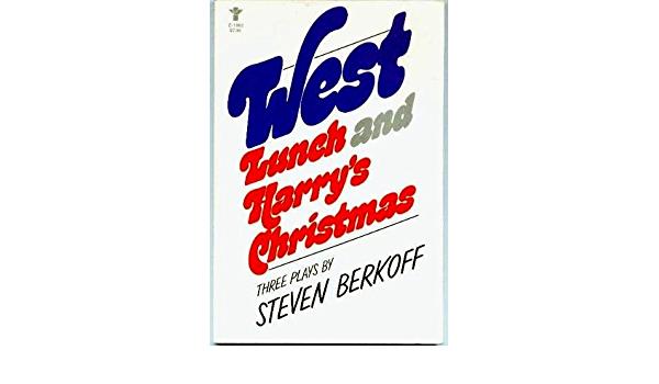 """25 jaar geleden: """"Harry's Christmas"""" (Steven Berkoff) inArca"""