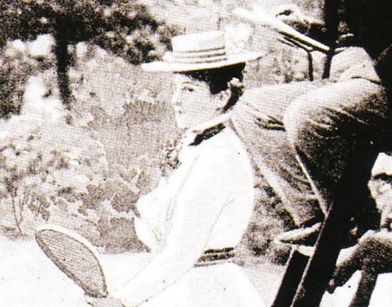 125 jaar geleden: toch een paar vrouwen op deOS
