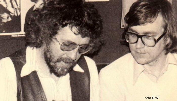 "Rod Stewart: ""We weren't really aware of any English folk musicthen"""