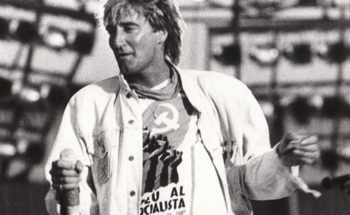 Rod Stewart communist?