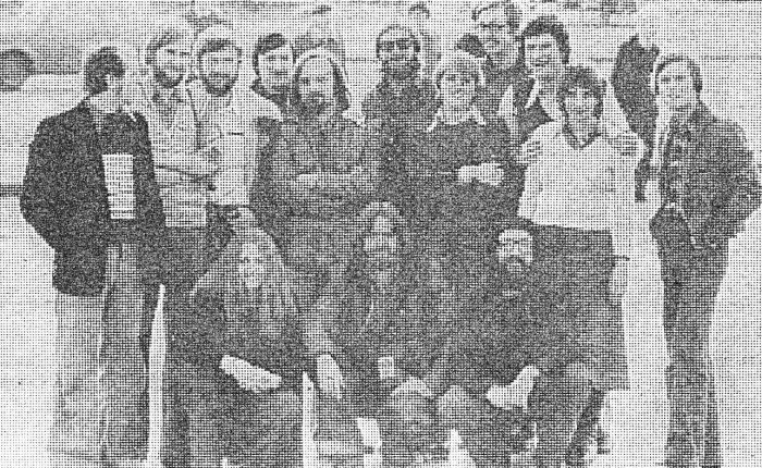 Veertig jaar geleden: de Oktoberklub op het Feest van de RodeVaan