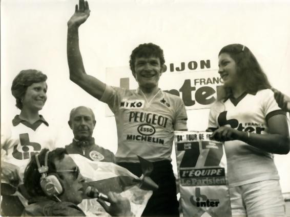 José De Cauwer over de eerder saaie Tour'77