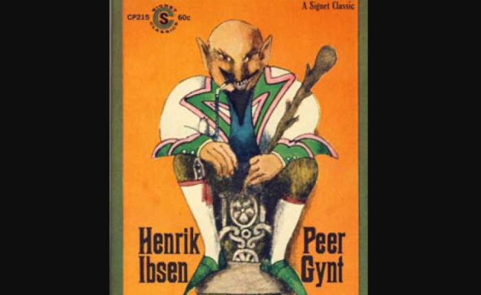 """145 jaar geleden: première van """"Per Gynt"""" (Henrik Ibsen & EdvardGrieg)"""