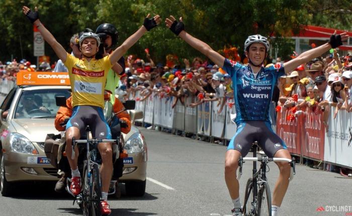 Vijftien jaar geleden: Alberto Contador heeft hersenbloeding in de Ronde vanAsturië