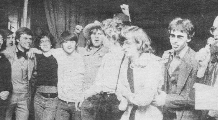 Talentenjacht Lokerse Feesten1978