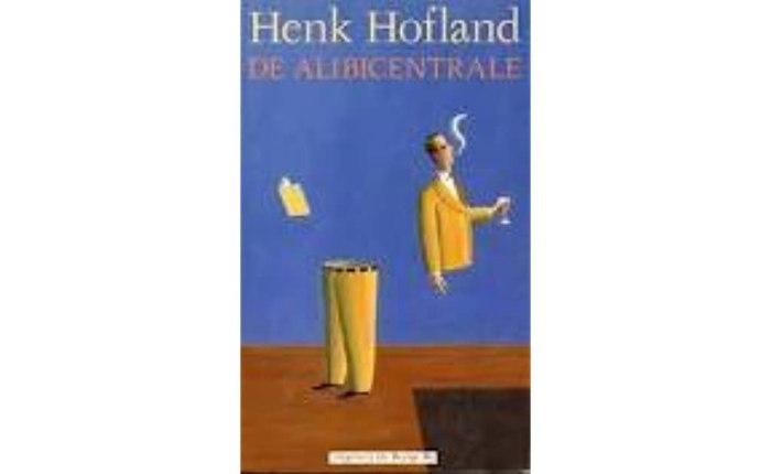 """""""De Alibicentrale"""" vanH.J.A.Hofland"""