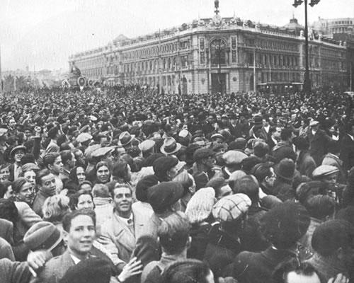 85 jaar geleden: verkiezingsoverwinning van het FrentePopular