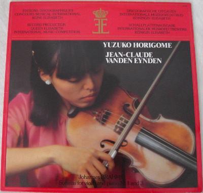 Koningin Elisabethwedstrijd voor viool1980
