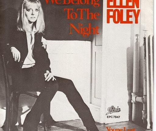 Ellen Foley wordtzeventig…