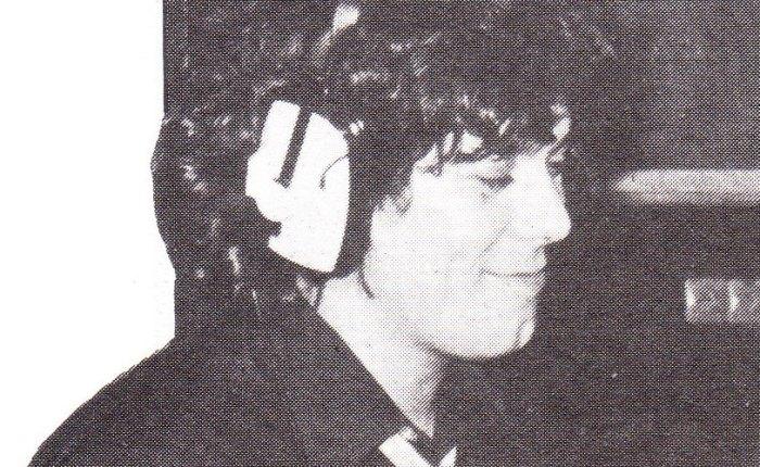 Johan Verminnen op de Lokerse Feesten1978