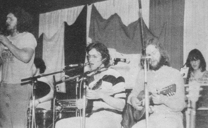 Veertig jaar geleden: de Veulpoepers in jeugdclub DeSpikkel