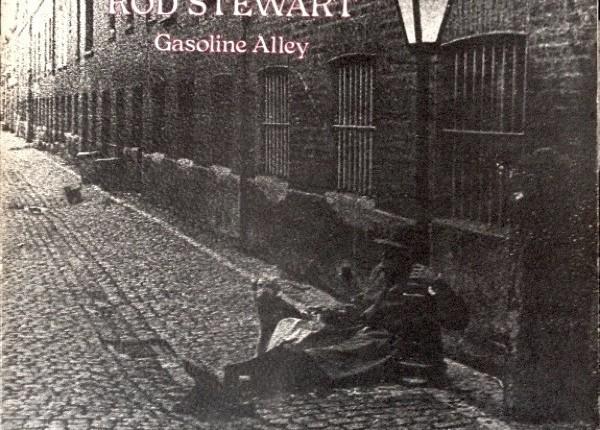 """Vijftig jaar geleden: """"Gasoline Alley"""" (RodStewart)"""