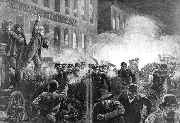 130 jaar geleden: de eerste 1mei