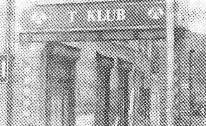 Zestig jaar geleden: stichting T-Klub inLokeren