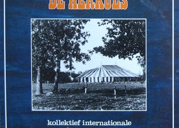 """Veertig jaar geleden: """"De Herkuls"""" door de NieuweScène"""
