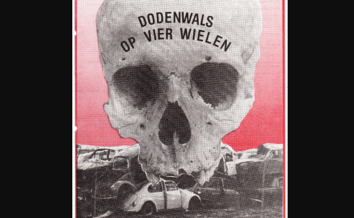 Veertig jaar geleden: dodenwals op vierwielen