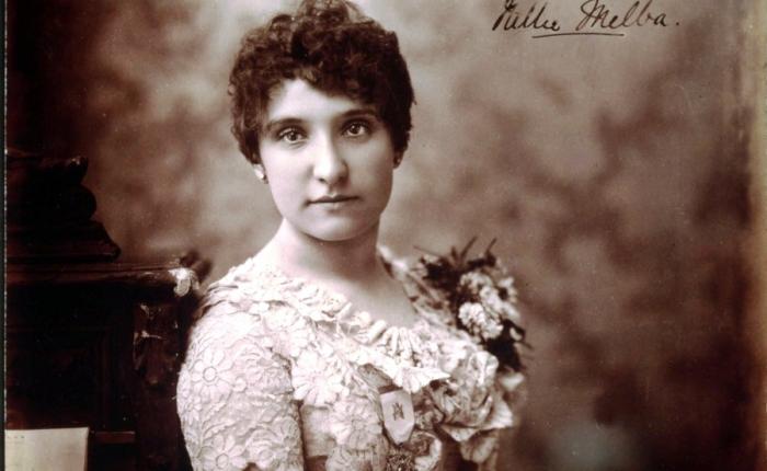 Nellie Melba (1861-1931)