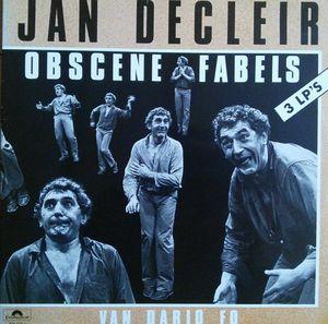 Jan Decleir wordtzeventig…