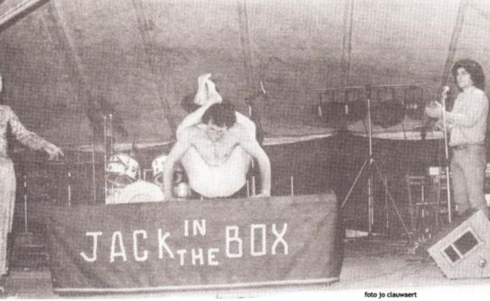 Jack in the box: een duiveltje in eendoosje