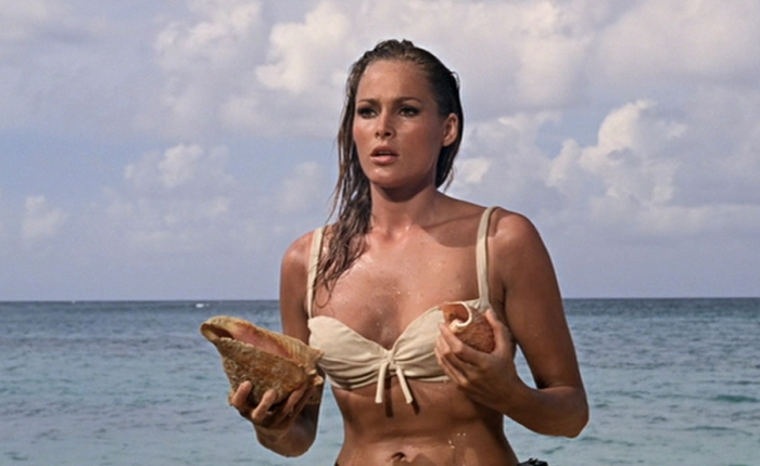 Ursula Andress wordt 85!