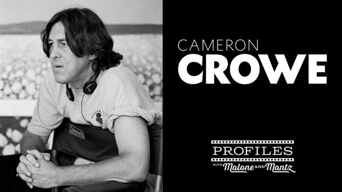 Cameron Crowe wordtzestig…