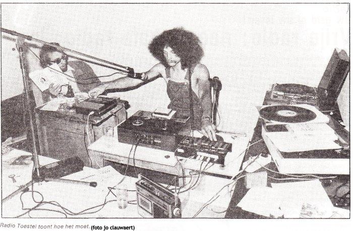 Veertig jaar geleden: eerste vrije radio's in beslaggenomen