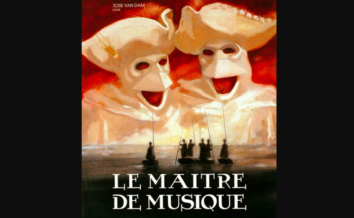 """Dertig jaar geleden: première van """"Le maître de musique"""" van GérardCorbiau"""