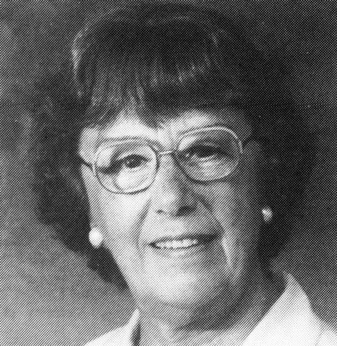 Liane Soudan (1920-2006)