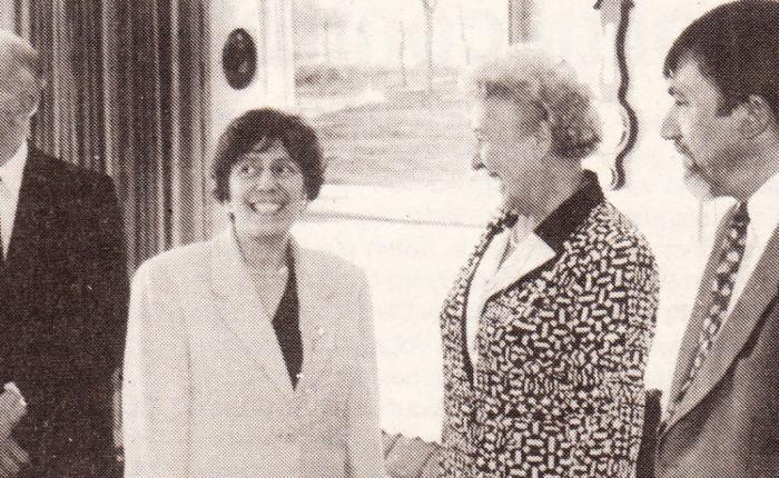 25 jaar geleden: Serviceflats geopend inTemse