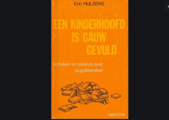 Over jeugdliteratuur wordt veelgeluld