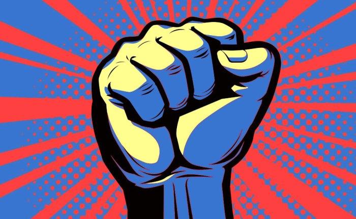 The Resistance: verzet tegen gevestigdemuziekwaarden