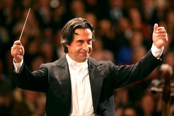 Riccardo Muti wordtvijfenzeventig!