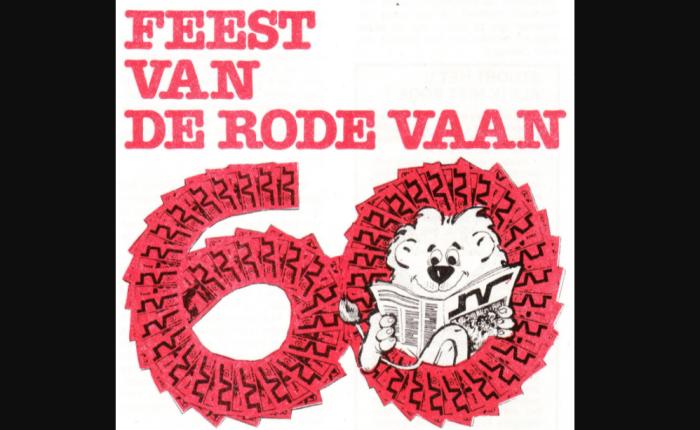 RV-Feest: de affiche komtklaar