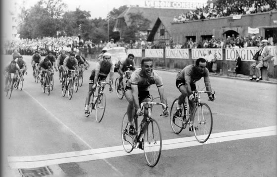 55 jaar geleden: Rik Van Looy wordtwereldkampioen