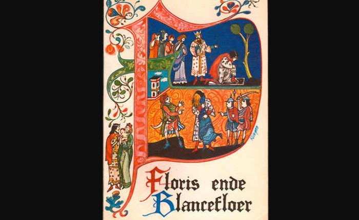 """""""Floris ende Blancefloer"""" van Diederik van Assenede(ca.1230-1290)"""