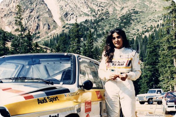 Veertig jaar geleden: Michèle Mouton wint de Rally vanSanremo