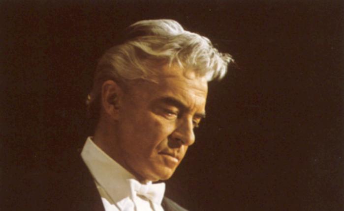Veertig jaar geleden: Herbert von Karajan in hetPSK