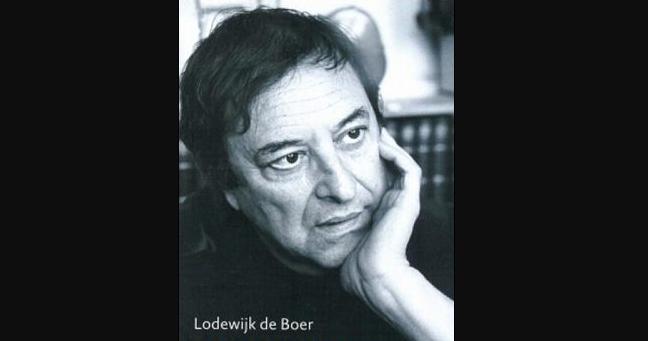 Lodewijk de Boer(1937-2004)