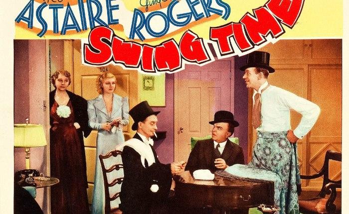 """Tachtig jaar geleden: première van """"Swingtime"""""""