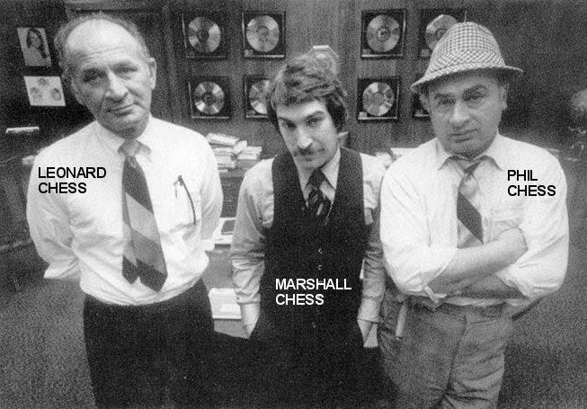 25 de gebroeders chess
