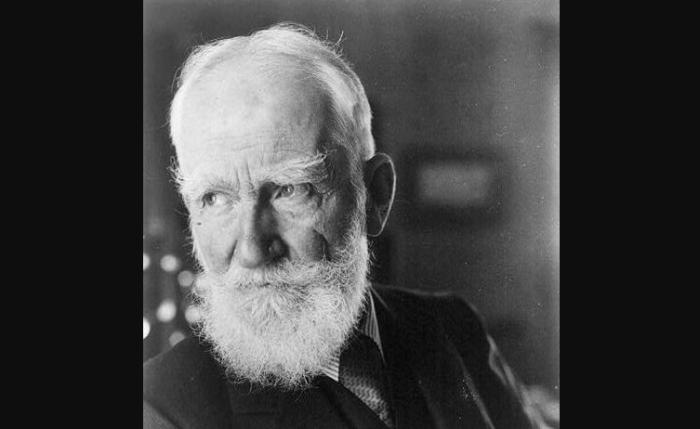 George Bernard Shaw wint de Nobelprijs voorLiteratuur