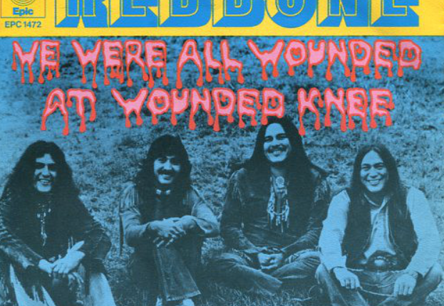 We were all wounded at WoundedKnee
